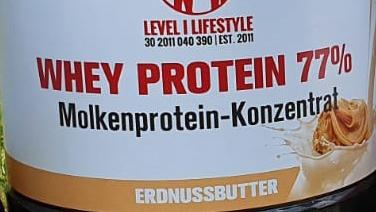 ERDNUSSBUTTER Protein